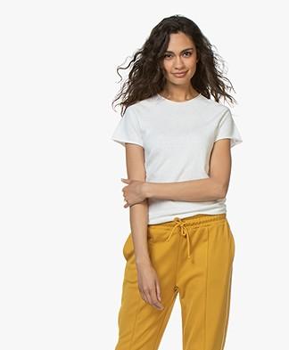 Filippa K  Seamless T-shirt - Off-white