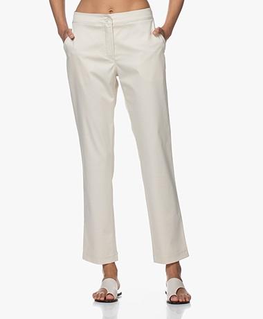 Josephine & Co Bodee Lyocell Blend Pants - Beige