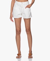 Closed Jocy X Denim Shorts - Cream