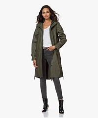 Maium 2-in-1 Rain Coat - Army