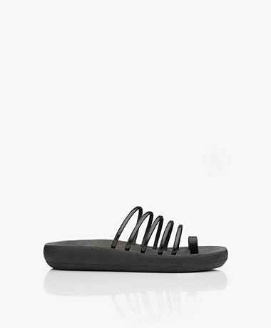 Ancient Greek Sandals Hypatia Comfort Sandalen - Zwart