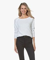 American Vintage Sonoma Sweatshirt - White