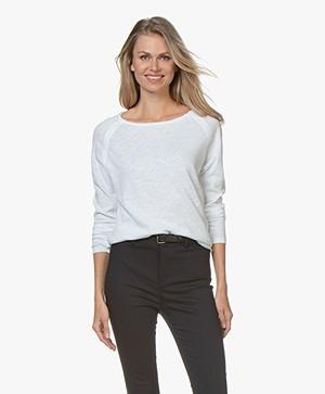 American Vintage Sonoma Sweatshirt - Wit