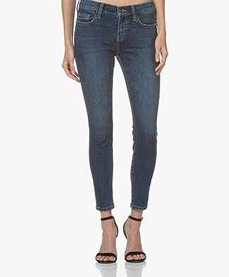 Current/Elliott The Stiletto Skinny Jeans - Blue 1 Year Worn