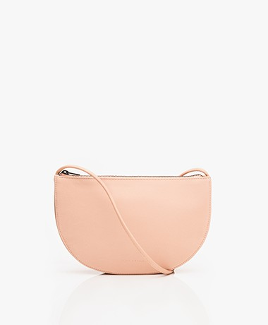 Monk & Anna Farou Half Moon Vegan Cross-Body Tas - Dawn