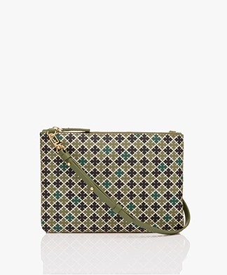 By Malene Birger Ivy Mini Schoudertas - Olivine