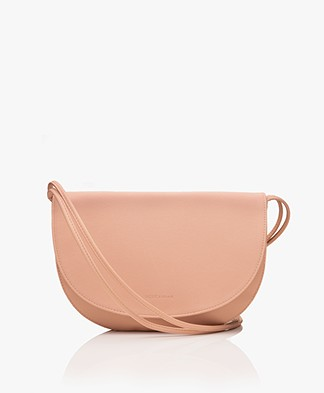 Monk & Anna Soma Half Moon Vegan Cross-Body Tas - Dawn