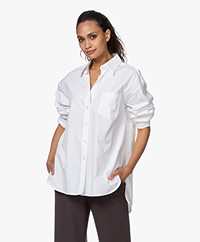 Filippa K Sammy Pure Cotton Shirt - White