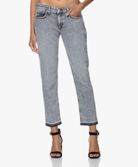 Rag & Bone Dre Low-rise Capri Jeans - Dusty Trai