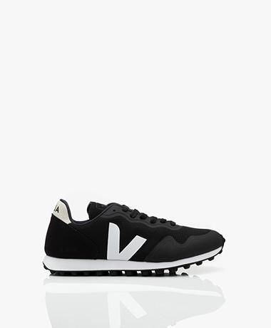 VEJA SDU RT Vegan B-Mesh Sneakers - Black/White
