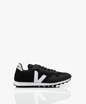 VEJA SDU RT B-Mesh Sneakers - Zwart/Wit