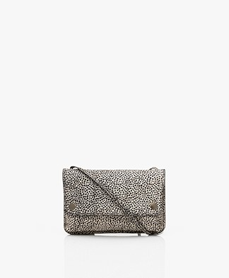 by-bar Julie Hairy Cross-body Bag - Dots