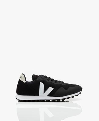 VEJA SDU RT B-Mesh Sneakers - Black/White