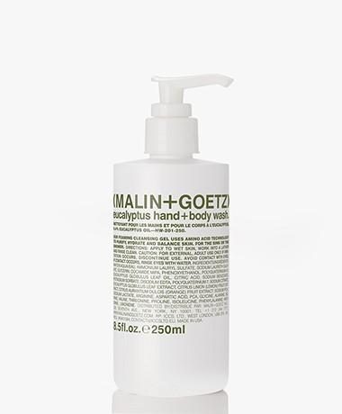 MALIN+GOETZ Eucalyptus Hand + Body Wash - 250ml