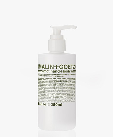 MALIN+GOETZ Bergamot Hand + Body Wash - 250ml