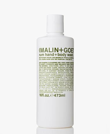 MALIN+GOETZ Rum Hand & Body Wash Large - 473ml