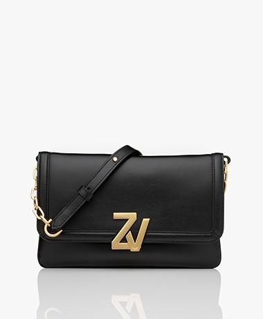 Zadig & Voltaire Initiale Cross-body Bag - Black