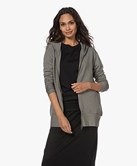 Majestic Filatures Soft Touch Sweatervest - Graphite