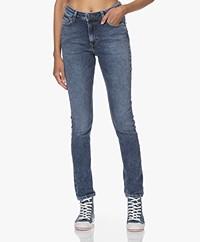 by-bar Cotton Mix Skinny Jeans - Denim