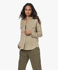 Rails Sparrow Twill Utility Shirt - Green