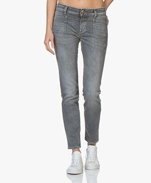 Closed Pedal-X Soft Stretch Jeans - Grijs