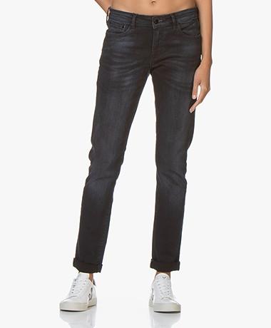 Denham Monroe Skyline Jeans - Donkerblauw
