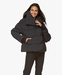 Closed Milva Quilted Jacket - Black