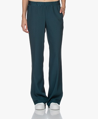 LaDress Porto Pant - Dark Emerald