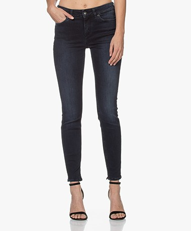 Drykorn Need Stretch Skinny Jeans - Dark Sapphire