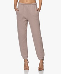 American Vintage Ikatown French Terry Sweatpants - Taupe