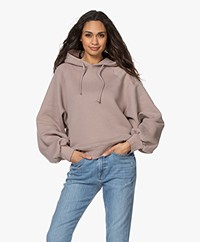 American Vintage Ikatown Hooded Sweater - Taupe