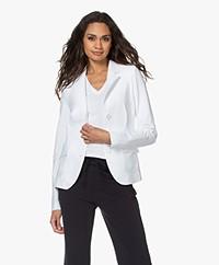 JapanTKY Yuan Travel Jersey Blazer - White