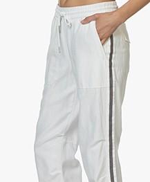 Zadig & Voltaire Parco Loose-fit Pants - Judo