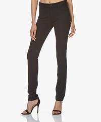 Joseph Cloud Gabardine Stretch Broek - Navy