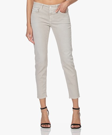 Closed Baker Mid-rise Slim-fit Jeans - Resin