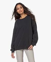 American Vintage Feryway Oversized Sweater - Vintage Black