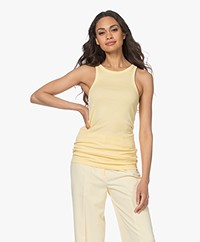 By Malene Birger Amiee Tank Top - Vanilla