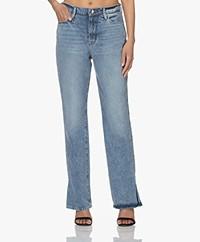 FRAME Le Drew Loose-fit Jeans - Cascade Blue