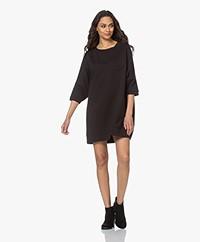 Woman by Earn Tom Lang Oversized Sweatshirt - Zwart