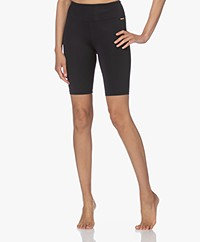 Deblon Sports Classic Biker Shorts - Black