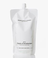 Marie-Stella-Maris Hand & Body Wash Navulverpakking - No.12 Objets d'Amsterdam