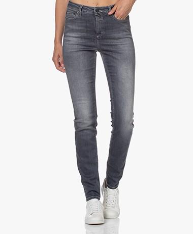 Closed Lizzy Denim Skinny Jeans - Mid Grey