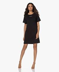 Calvin Klein Reconsidered Comfort Jersey Nightshirt - Black