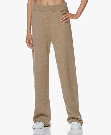 extreme cashmere N°104 Loose-Fit Cashmere Broek - Harris