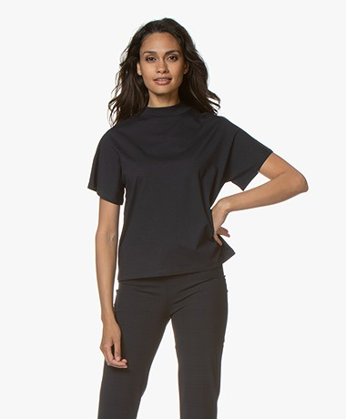 Filippa K Alix T-shirt - Navy