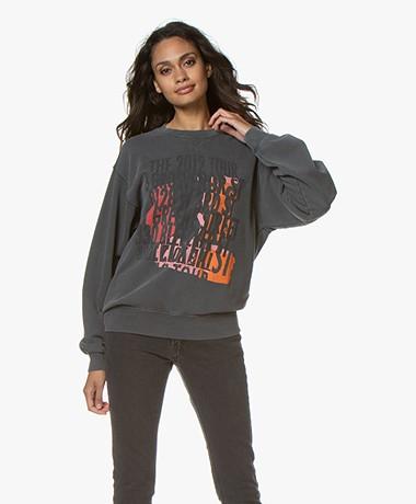 Anine Bing Ramona Streets Sweatshirt - Charcoal