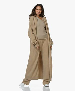 Extreme Cashmere N°105 Big Coat Vestjas - Harris