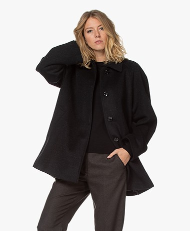 Filippa K Montreal Coat - Black