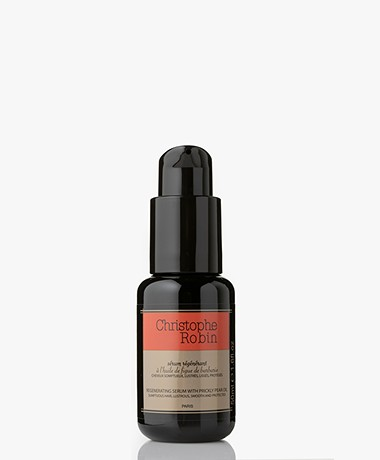 Christophe Robin Regenerating Serum with Prickly Pear Oil