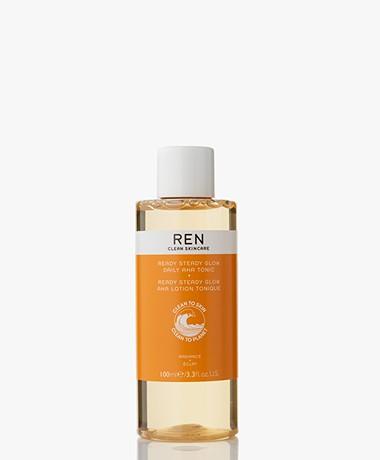 REN Clean Skincare Ready Steady Glow Daily AHA Tonic - 100ml